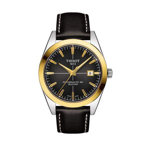 Tissot Gentleman Powermatic 80 Silicium Watch T9274074606101 product image