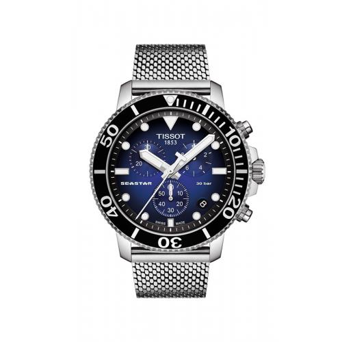 Tissot Seastar 1000 Chronograph Watch T1204171104102 product image