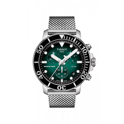 Tissot Seastar 1000 Chronograph Watch T1204171109100 product image