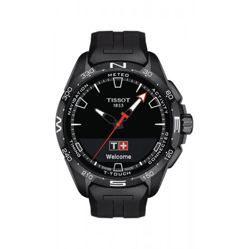 Tissot Connect Solar Watch T1214204705103 product image