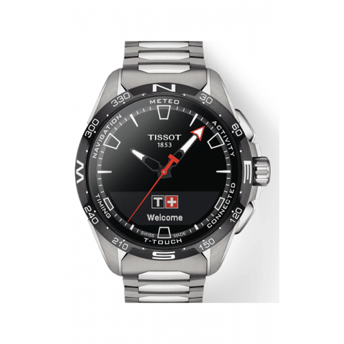 Tissot Connect Solar Watch T1214204405100 product image