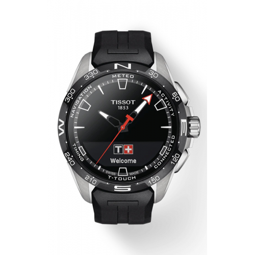 Tissot Connect Solar Watch T1214204705100 product image