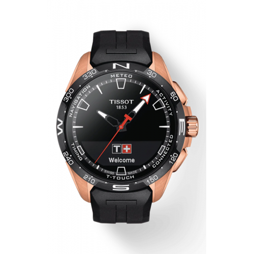Tissot Connect Solar Watch T1214204705102 product image