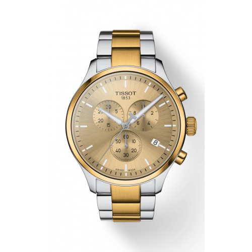 Tissot Chrono XL Classic Watch T1166172202100 product image