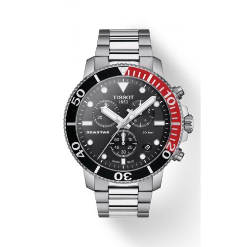 Tissot Seastar 1000 Chronograph Watch T1204171105101 product image