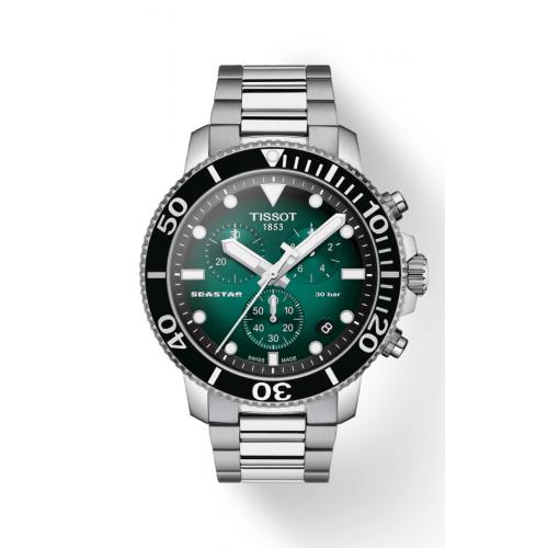 Tissot Seastar 1000 Chronograph Watch T1204171109101 product image