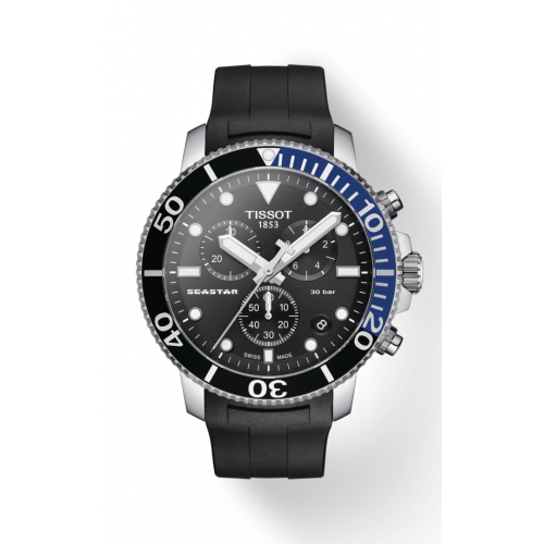 Tissot Seastar 1000 Chronograph Watch T1204171705102 product image