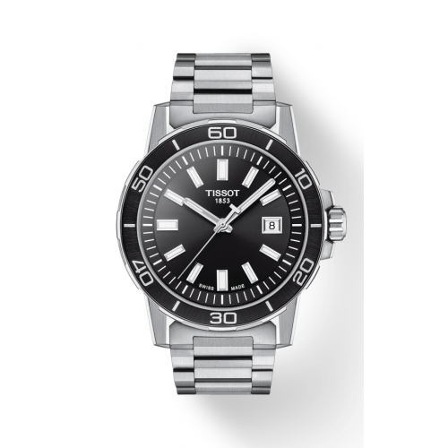 Tissot Supersport Chrono Watch T1256101105100 product image
