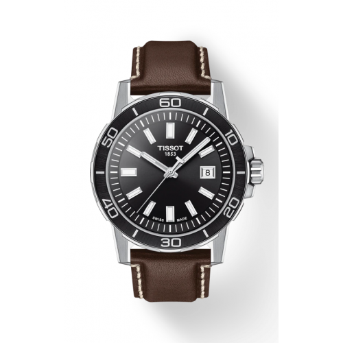 Tissot Supersport Watch T1256101605100 product image