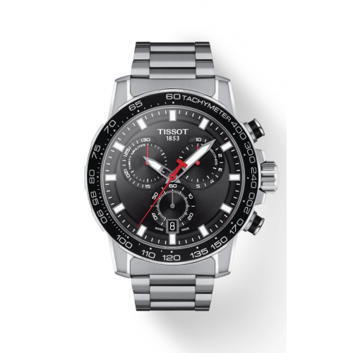 Tissot Supersport Chrono Watch T1256171105100 product image