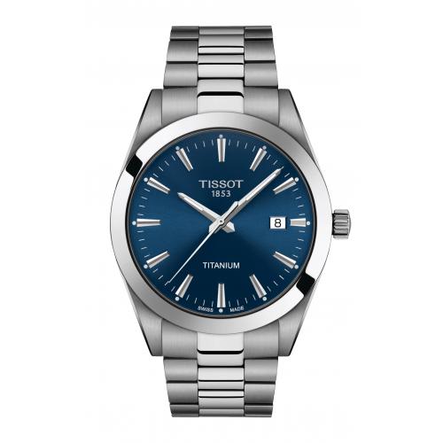 Tissot Gentleman Watch T1274104404100 product image