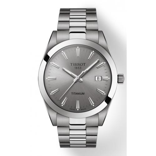 Tissot Gentleman Watch T1274104408100 product image