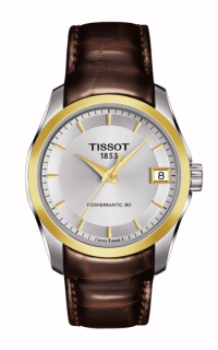 Tissot Couturier Lady T0352072603100
