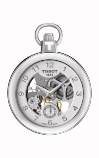 Tissot Pocket Mechanical Skeleton T8534051941200
