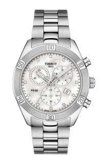 Tissot PR 100 Sport Chic Chronograph T1019171111600