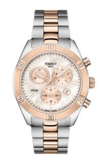 Tissot PR 100 Sport Chic Chronograph T1019172215100