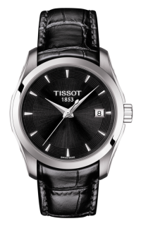 Tissot Couturier Lady T0352101605101