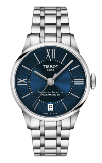 Tissot Chemin Des Toureless Powermatic 80 Lady T0992071104800