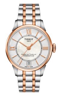 Tissot Chemin Des Toureless Powermatic 80 Lady T0992072211802