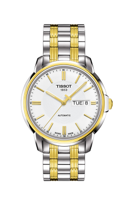 Tissot Automatic III Watch T0654302203100 product image