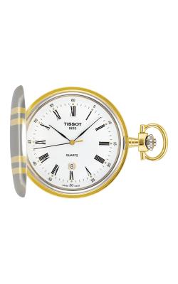 Tissot T-Pocket Savonnette Watch T83855313 product image