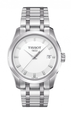 Tissot Couturier Watch T0352101101600 product image