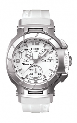 Tissot T-Race Lady Watch T0482171701700 product image