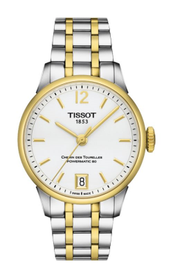 Tissot Chemin Des Tourelles Watch T0992072203700 product image