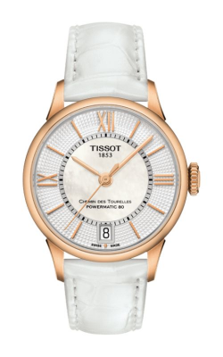 Tissot Chemin Des Toureless Powermatic 80 Lady Watch T0992073611800 product image