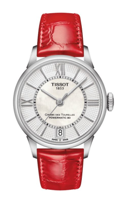 Tissot Chemin Des Toureless Powermatic 80 Lady Watch T0992071611800 product image