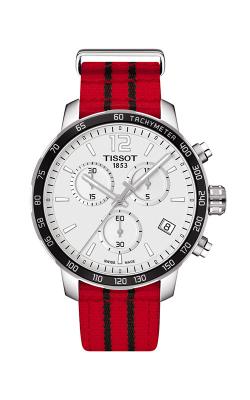 Tissot Chicago Bulls Quickster Quartz Watch T0954171703704 product image