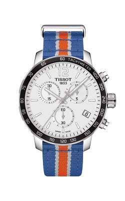 Tissot New York Knicks Quickster Quartz Watch T0954171703706 product image