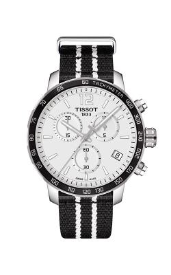 Tissot San Antonio Spurs Quickster Quartz Watch T0954171703707 product image