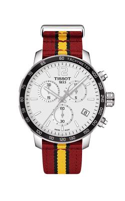 Tissot Miami Heat Quickster Quartz Watch T0954171703708 product image