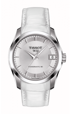 Tissot Couturier Watch T0352071603100 product image
