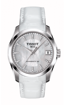 Tissot Couturier Watch T0352071611600 product image