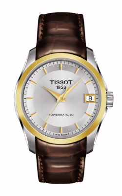 Tissot Couturier Watch T0352072603100 product image