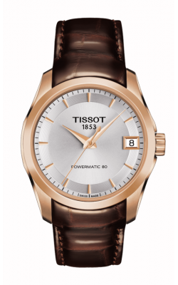 Tissot Couturier Watch T0352073603100 product image