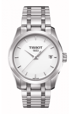 Tissot Couturier Watch T0352101101100 product image