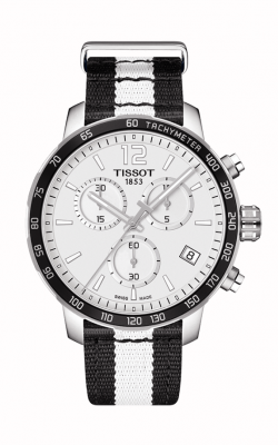Tissot Brooklyn Nets Quickster Quartz Chronograph T0954171703711 product image