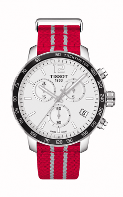 Tissot Houston Rockets Quickster Quartz Chronograph T0954171703712 product image