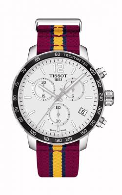 Tissot Cleveland Cavaliers Quickster Quartz Chronograph T0954171703713 product image