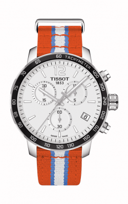 Tissot Oklahoma City Thunder Quickster Quartz Chronograph T0954171703714 product image