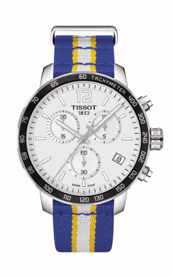 Tissot Golden State Warriors Quickster Quartz Chronograph T0954171703715 product image