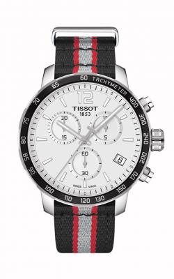 Tissot Toronto Raptors Quickster Quartz Chronograph T0954171703716 product image