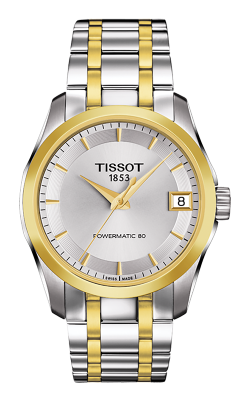 Tissot Couturier Powermatic 80 Lady Watch T0352072203100 product image