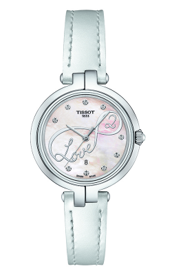 Tissot Flamingo Watch T0942101611101 product image