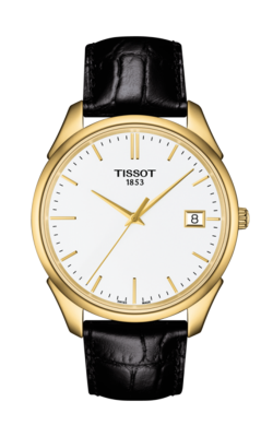 Tissot Vintage Quartz NBA Special Edition 18K Gold Watch T9204101601101 product image