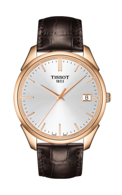 Tissot Vintage Quartz NBA Special Edition 18K Gold Watch T9204107603101 product image