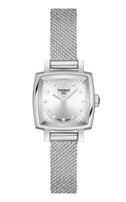 Tissot T-Lady Lovely Square Watch T0581091103600 product image